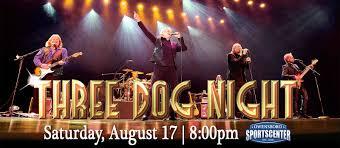 Owensboro Sportscenter Seating Chart Three Dog Night In Concert Visit Owensboro Ky