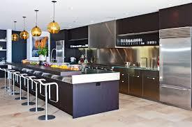 MultiMillion Dollar Italian Style House On Malibu Beach - Huge kitchens