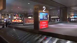 baggage claim airport. Beautiful Claim Baggage Claims Start Up Tone And Tour Of Claim Area Las Vegas  McCarran Airport Vegas NV  YouTube Inside I