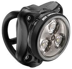 Lezyne Zecto Drive 250 80 Light Set Lezyne Zecto Drive 250 Front Light