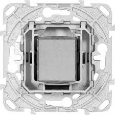 <b>ТВ</b>-<b>розетка</b> проходная встраиваемая <b>Schneider Electric</b> Unica ...