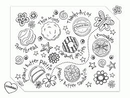 Daisy Girl Scout Coloring Pages Cpaaffiliateinfo