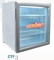 counter top freezer merchandiser