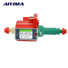 AIYIMA 1pcs AC220V Electromagnetic Pump Water Pumps 22W For Steam