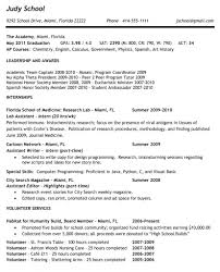 Objective For Resume For Accounting Position Examples Of Biography