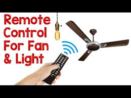 how to control fan and light with remote how to setup blackt electrotech wireless switch