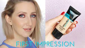l oreal infallible pro glow foundation