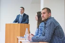Сергей Ковалёв защитил магистерскую диссертацию на отлично  Сергей Крашер Ковалев на защите магистерской диссертации