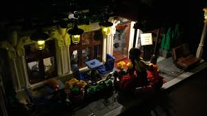 Parisian Restaurant Lighting Kit Lego Parisian Restaurant Lighting Kit Review