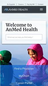 Anmed Health My Chart Login Reliant Medical Group Online Charts Collection