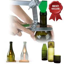 machine cutting glass bottle cutter tool wine jar recycles decor hand craft kit 1 of 9free see more