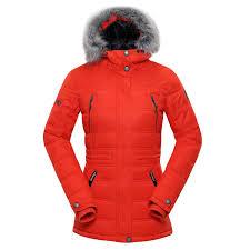 Womens Alpine Pro Icyba Jacket 5 Cherry Tomato Sklep