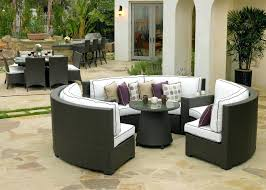 luxury l shaped patio furniture for full size of deck furniture outdoor patio decor l shaped