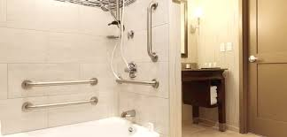 embassy suites saratoga springs hotel ny accessible bathroom