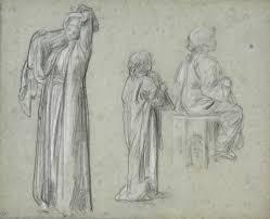 Studies for The Light of the Harem   European & British Art2020   Sotheby's
