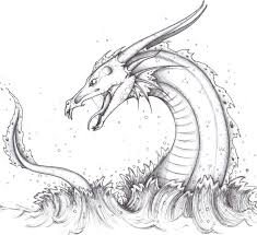 sea monster drawing.  Drawing Sea Monsters Drawings  Google Search And Sea Monster Drawing Pinterest