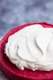 vegan cream cheese frosting nora cooks