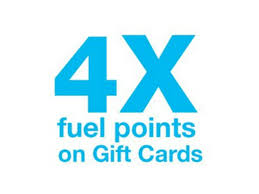 nancy let us know that the 4x kroger fuel point promo has returned take advane of this offer and get a perk to boot you can get 4x fuel points when you