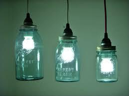 image of stylish diy mason jar light fixture ideas lighting models glass jar pendant light