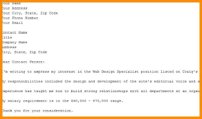 sample cover letter salary requirements resume with salary requirement foodcity me