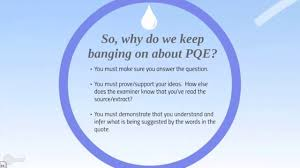 point quote explain pqe or pee