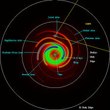 Star Trek Galaxy Chart Milky Way Plan Views