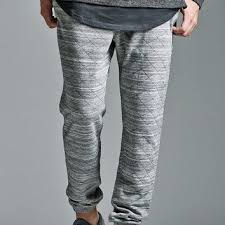 On The Byas The Varsity Fit Quilted from PacSun   Athletic Gear💪 & On The Byas The Varsity Fit Quilted Fleece Jogger Pants - Mens Pants - Gray Adamdwight.com