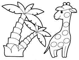Small Picture Animal Coloring Pages Animals coloring pages for babies 48