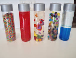 Image result for sensory bottles