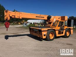 2006 Unverified Broderson Ic 200 3f Carry Deck Crane In