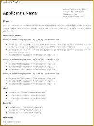 Download Resume Templates Extraordinary English Resume Template Free Download Together With Orange Resume
