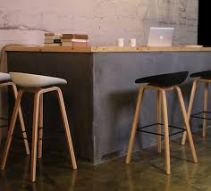 modern wood counter stools. Wonderful Stools Minimalist Modern Design Solid Wood Pp Plastic Bar Chair Northern Wind  Fashion Creative Counter Stool Popular With Wood Counter Stools A