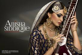 beautiful asian bridal makeup by anisha siddique in bradford