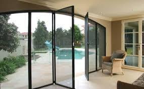 exterior security door. bifold security door exterior i