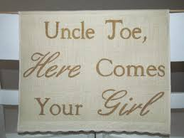 custom colour banner here comes the bride sign ivory burlap Wedding Banner Custom custom colour banner here comes the bride sign ivory burlap banner custom wedding banner ring bearer sign custom wedding banner
