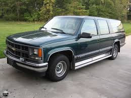 Suburban 98 chevy suburban : 1998 Chevrolet Suburban - Information and photos - ZombieDrive