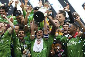 Sounders Depth Chart Seahawks Congratulate Seattle Sounders On Second Mls Cup