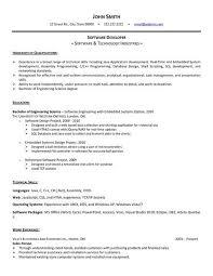 Best Resume Software Good Resume software Developer Dadajius 71