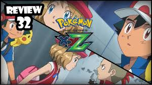 POKÉMON XYZ Anime Folge 32 [Review] - Alain vs Trovato! I Glurak X ...