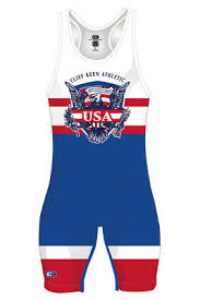 Cliff Keen Size Chart Cliff Keen Historic Eagle Singlet Usa Wrestling S7943hse All Sizes Best Value Ebay