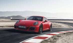 porsche new car releasePorsche Releases Hot 2018 Updates for New 911 Models
