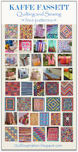 Kaffe Fassett Quilt Patterns