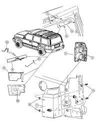 Jeep mander parts jeep mander lift gate parts diagram jeep auto wiring diagram