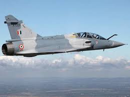 Iaf Indian Air Forces Mirage 2000 Crashes In Bengaluru