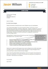 Australia Cover Letters How To Create Winning Cover Letters