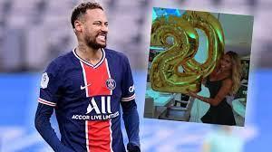 6. Mal in Folge: Neymar und der Geburtstags-Fluch