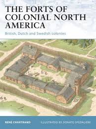「Dutch settlers had built a wall to protect themselves from Red Indians, pirates, and other dangers」の画像検索結果