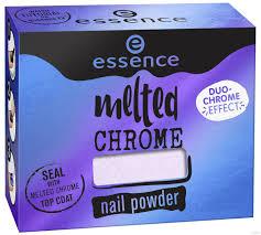 "<b>Пудра</b>-<b>втирка для ногтей</b> ""Melted Chrome"" тон: 01 Essence ..."