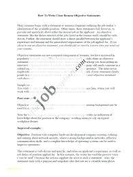 Poor Resume Examples Management Resume Objective Examples Regarding ...