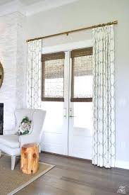 sliding window curtains window coverings bamboo blinds for sliding glass doors pivot front door bamboo ds bay window sliding door curtains